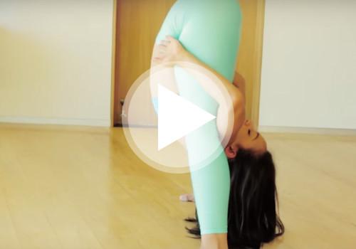 10 Extreme Yoga Poses